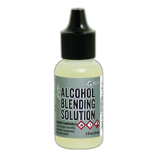 Ranger Alcohol Blending Solution 15 ml TIM50353 Tim Holtz (03-19)