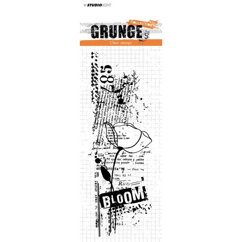 Studio Light Clearstempel Grunge Collection 2.0 nr.358 STAMPSL358 210x74 mm (03-19)