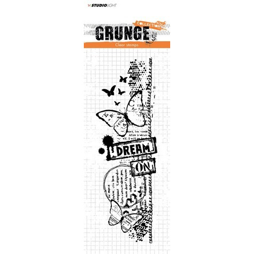 Studio Light Clearstempel Grunge Collection 2.0 nr.360 STAMPSL360 210x74 mm (03-19)