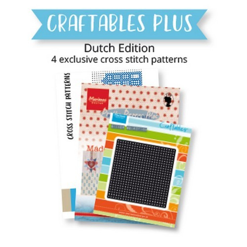 Marianne D Assortiment set Dutch Edition PA4088 (04-19)