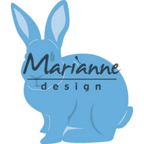 Marianne D Creatable Bunny LR0589 42 x50mm (04-19)