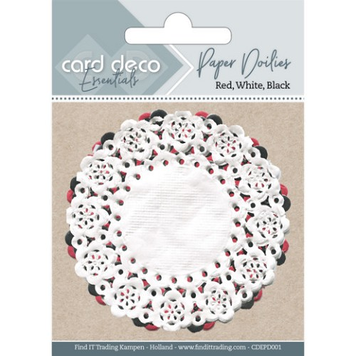 Card Deco Essentials - Paper doilys