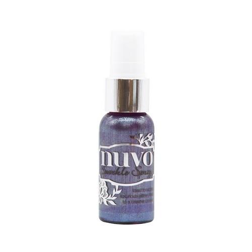 Nuvo Sparkle Spray - Lavender Lining 1662N (04-19)
