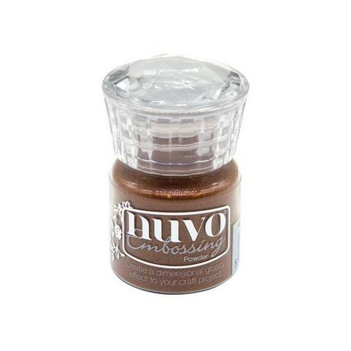 Nuvo Embossing poeder - copper blush 613N (04-19)
