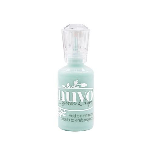 Nuvo crystal drops - calming aqua 1800N (04-19)