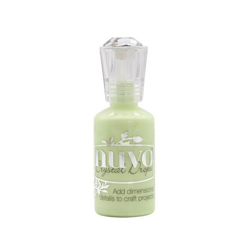 Nuvo crystal drops - soft mint 1803N (04-19)