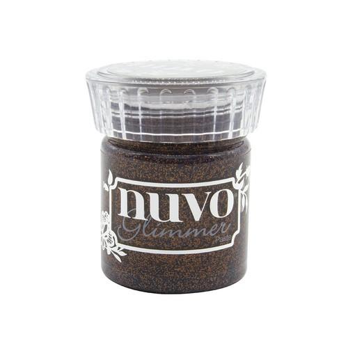 Nuvo glimmer paste - rich cocoa 1540N (04-19)