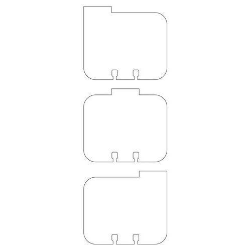 Pronty Memorydex kaarten tabs assort. 21 st 472.750.502 (04-19)