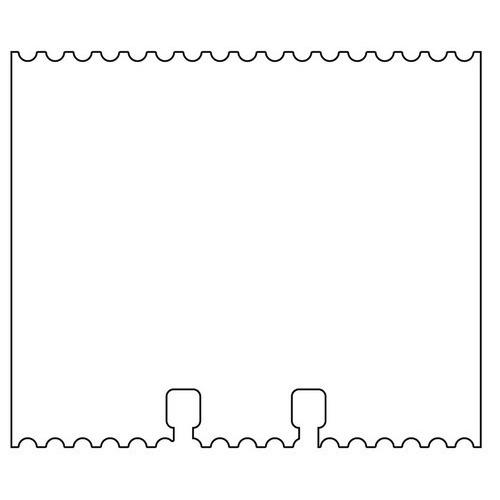 Pronty Memorydex kaarten kartel wit 21 st 472.750.505 (04-19)