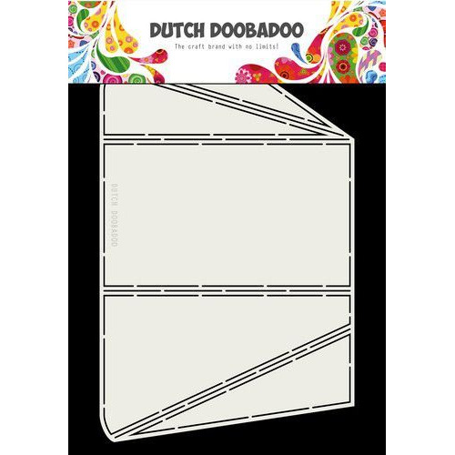 Dutch Doobadoo Dutch Fold Card art  Tuck A4 470.713.332 (04-19)
