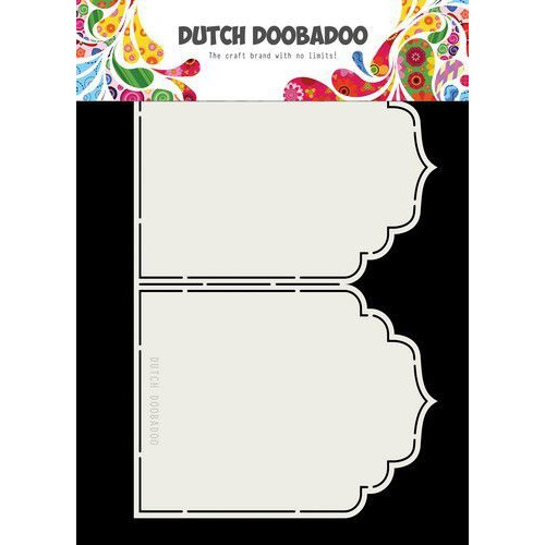 Dutch Doobadoo Dutch Fold Card art Elegant A5 470.713.334 (04-19)