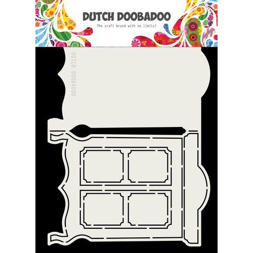 Dutch Doobadoo Card art wandkast A5 470.713.711 (04-19)