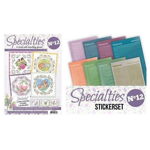 Specialties-12 set