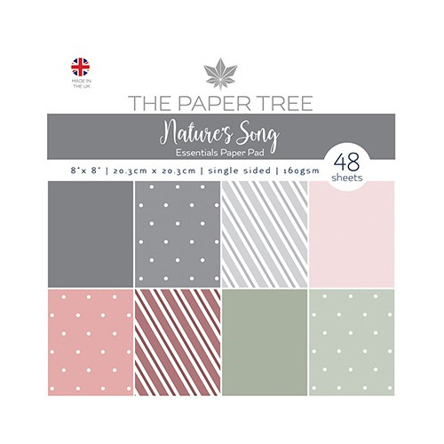The Paper Tree Nature`s Song Essentials Pad