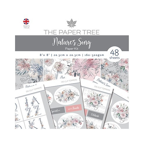 The Paper Tree Nature`s Song Paper Kit