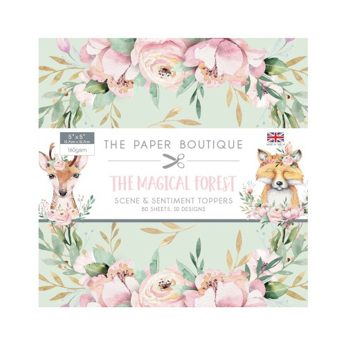 The Magical Forest Magical Forest Sentiments Pad