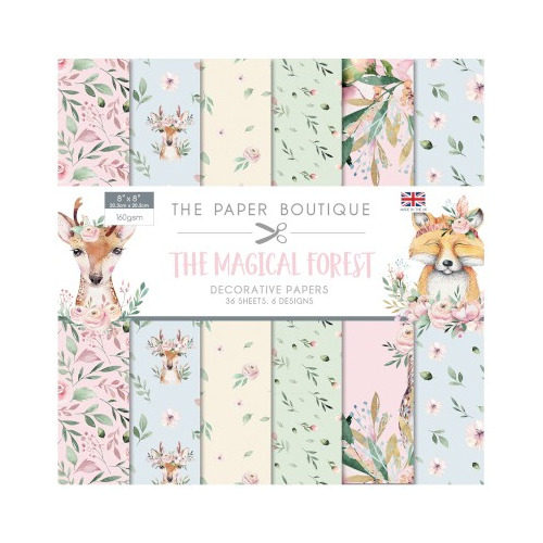 The Magical Forest Magical Forest Paper Pad