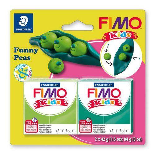 Fimo kids set funny erwten 8035 15 (04-19)