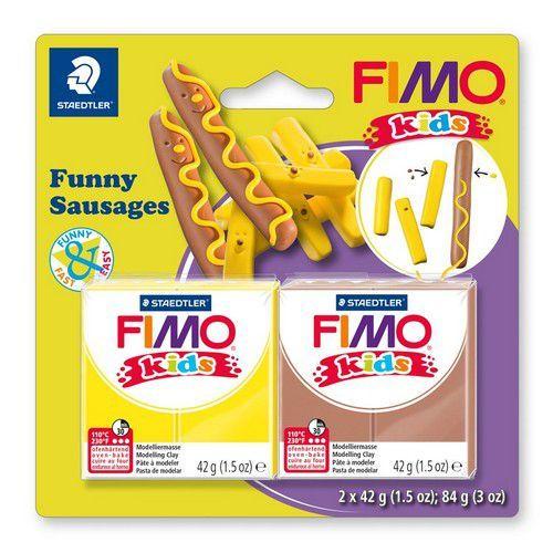 Fimo kids set funny worsten 8035 16 (04-19)