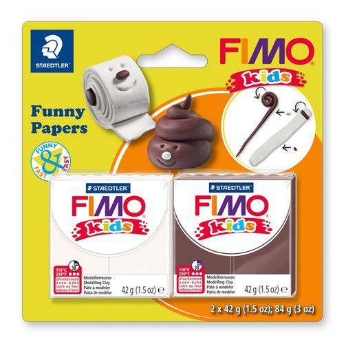 Fimo kids set funny papier 8035 17 (04-19)