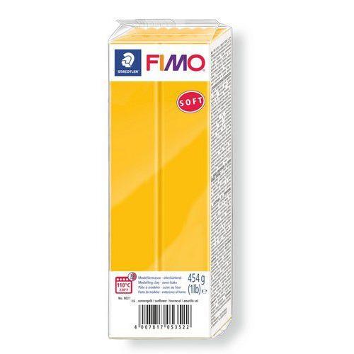 Fimo soft boetseerklei 454 g zonnebloem 8021-16 (04-19)
