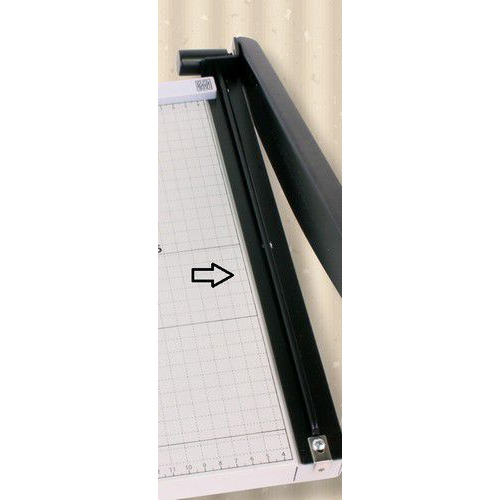 Nellie's Choice Extended guard bar voor Papier snijder PAT001 PATB001 31cm (05-19)