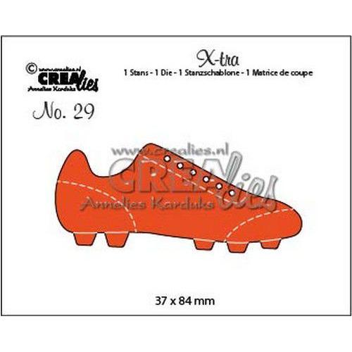 Crealies X-tra no. 29 sportschoen CLXtra29 37 x 84mm (04-19)