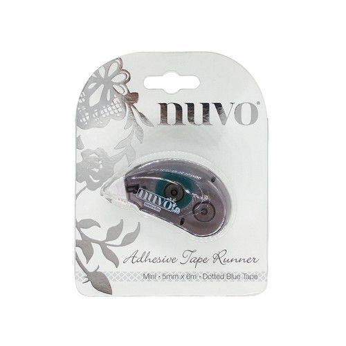 Nuvo Adhesive Tape Runner Mini Dotted (5mmx6m) 198N (04-19)