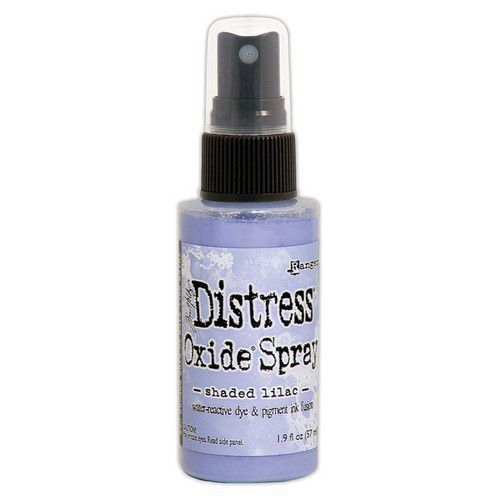 Ranger Distress Oxide Spray - Shaded Lilac TSO67887 Tim Holtz (04-19)