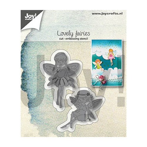 Kabouter, elfjes Lovely fairies
