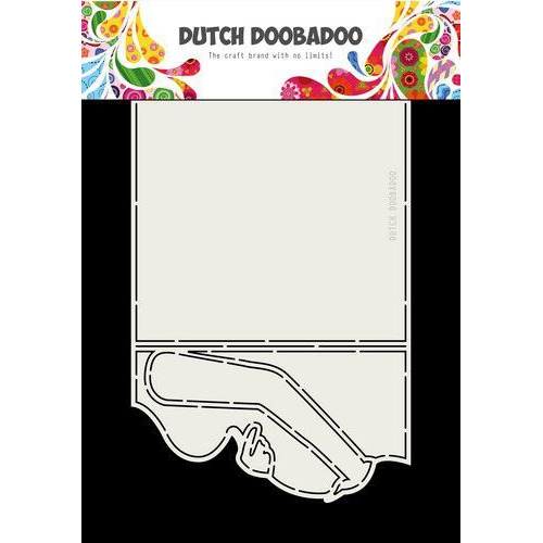 Dutch Doobadoo Card art zwanger 250 x 160mm 470.713.712 (05-19)