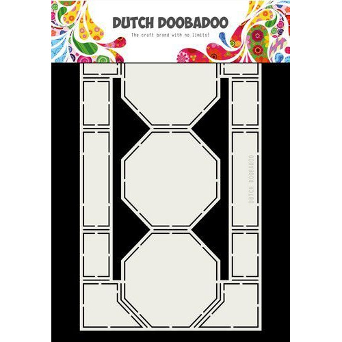 Dutch Doobadoo Card art Octagons 250 x 150mm 470.713.713 (05-19)
