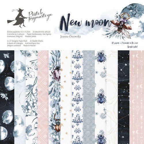 Piatek13 - Paper pad New moon 6 P13-359 6x6 (04-19)