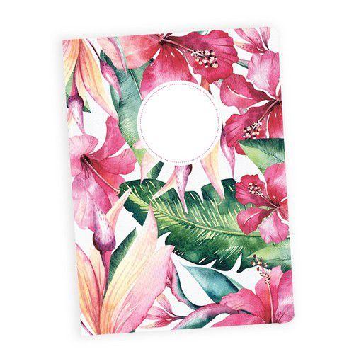 Piatek13 - Art journal Let's flamingle P13-281 A5 (04-19)