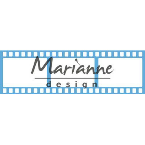 Marianne D Creatable Filmstrip LR0604 119x36 mm (06-19)