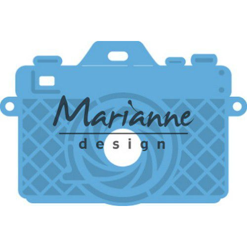 Marianne D Creatable foto camera LR0605 60x40 mm (06-19)