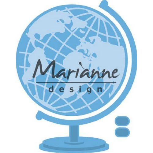 Marianne D Creaftable Globe LR0606 123,5x81,5 mm (06-19)