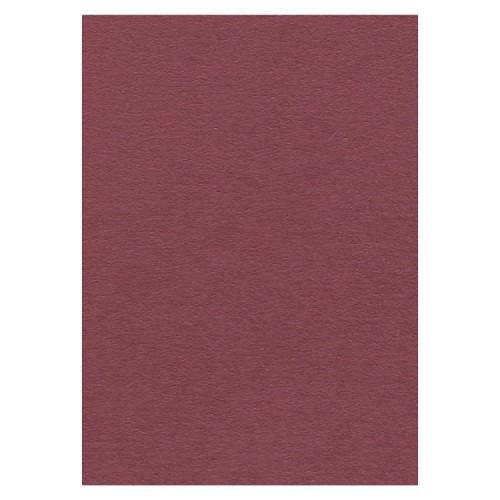 Cardstock 270 grs -50 x 70 cm - Burgundy