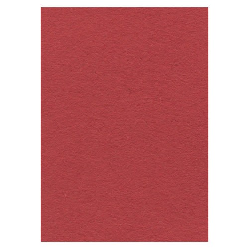 Cardstock 270 grs -50 x 70 cm - Red