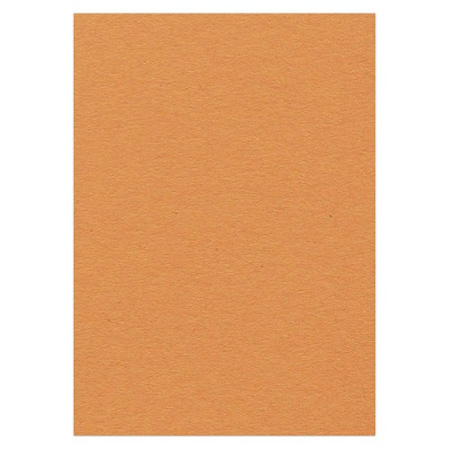 Cardstock 270 grs -50 x 70 cm - Tangerine