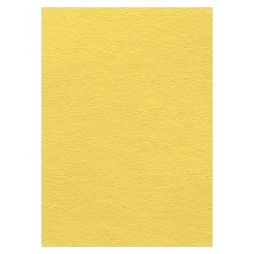Cardstock 270 grs -50 x 70 cm - Yellow