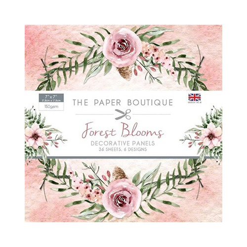 The Paper Boutique Forest Blooms Panel Pad