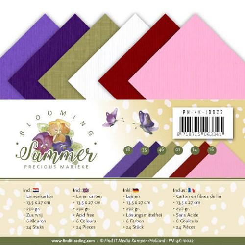 Linnenpakket - 4K - Precious Marieke - Blooming Summer