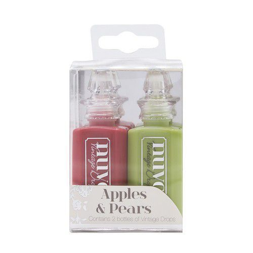 Nuvo Vintage Drops - 2 Pack Apples & Pears 2009N (05-19)