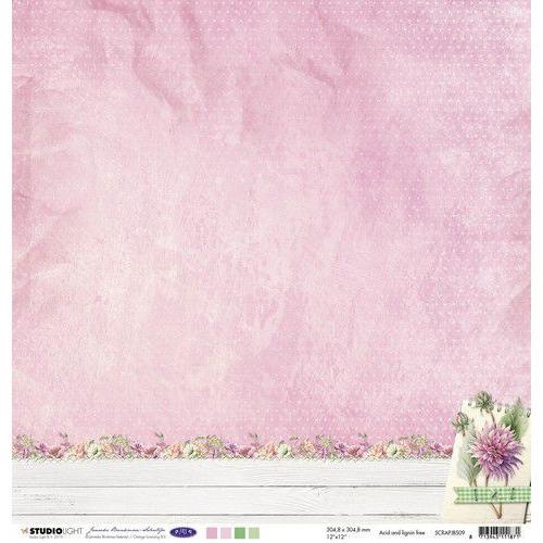 Studio Light Scrappapier 10 vel 30,5x30,5 Janneke Brinkman nr.09 SCRAPJBS09 (06-19)