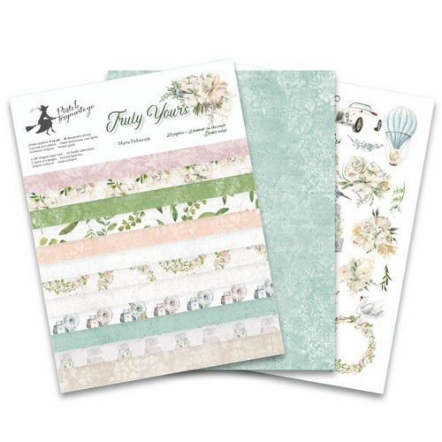 Piatek13 - Paper pad Truly Yours 6x8 Truly Yours P13-TRU-10 6x8 (06-19)