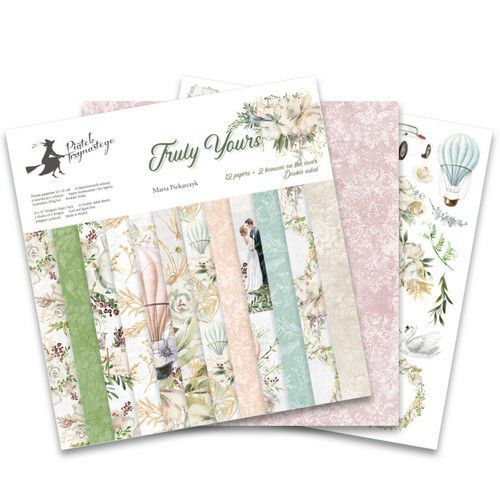Piatek13 - Paper pad Truly Yours 12 Truly Yours P13-TRU-08 12x12 (06-19)