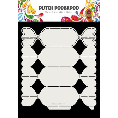 Dutch Doobadoo Dutch Box Art Candy A4 470.713.056 (06-19)