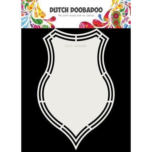 Dutch Doobadoo Dutch Shape Art Schild A5 470.713.176 (06-19)