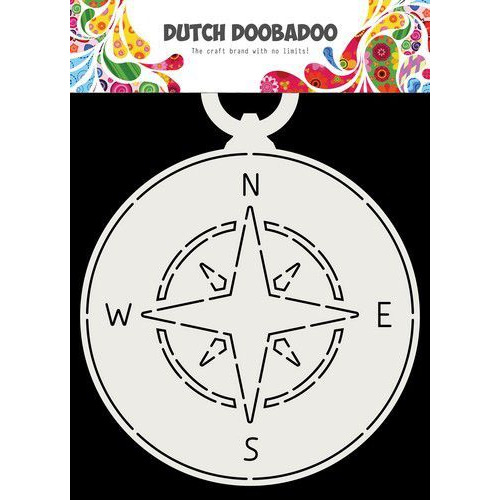 Dutch Doobadoo Card art Fold Kompas 145x190mm 470.713.717 (06-19)